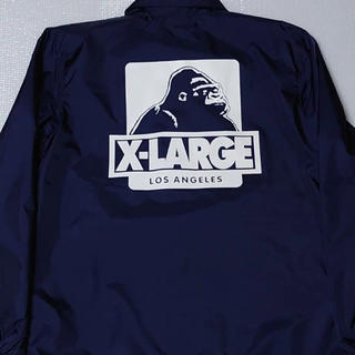 XLARGE - xlarge  コーチジャケット