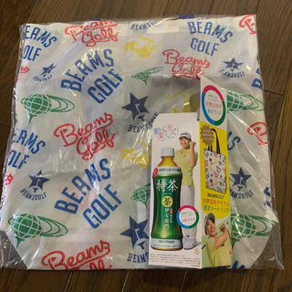 ビームス(BEAMS)の新品 サントリー 特茶 渋野日向子 限定トートバッグ(エコバッグ)
