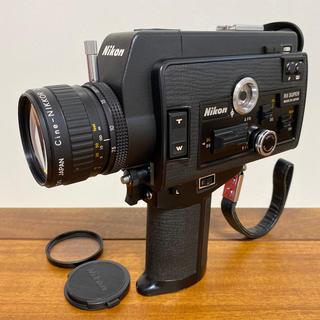 希少 Nikon R8 Super 8ミリ ビデオカメラ