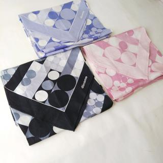 非売品★ドコモショップ 冬服 スカーフ 3枚セット(バンダナ/スカーフ)