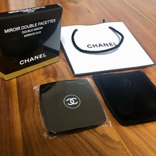 CHANEL - CHANEL シャネル ダブルミラー