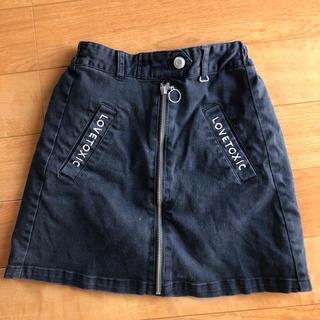 ラブトキシック(lovetoxic)のLOVETOXIC  Sサイズ  スカート(スカート)