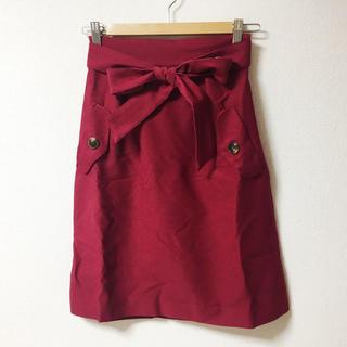 ウィルセレクション(WILLSELECTION)の新品♡WILLSELECTION♡トレンチスカート(ひざ丈スカート)