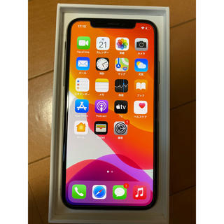 iPhone - iPhoneX 64GB SIMロックなし