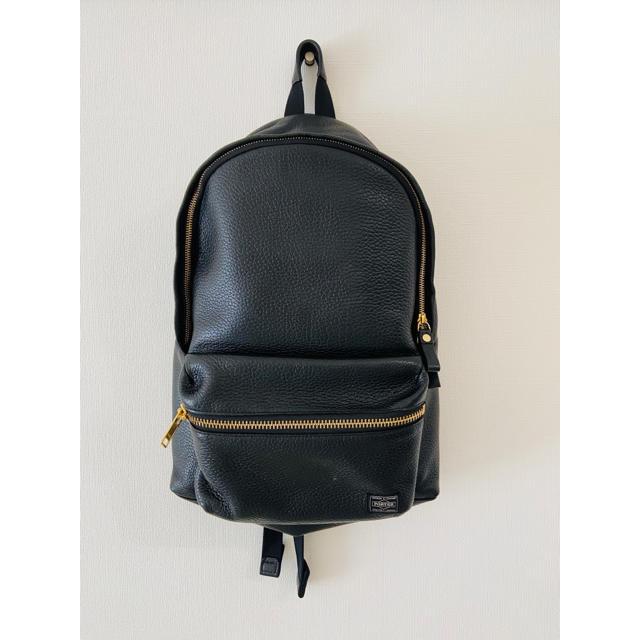PORTER(ポーター)の【美品】【値下げ!】5525gallery porter リュック メンズのバッグ(バッグパック/リュック)の商品写真