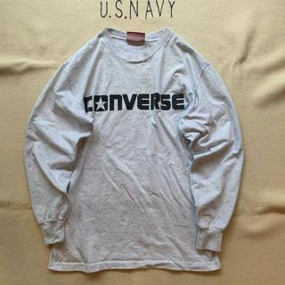 コンバース(CONVERSE)の90s CONVERSE ロンT USA製 ヴィンテージ(Tシャツ/カットソー(七分/長袖))