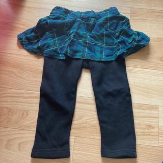 エフオーキッズ(F.O.KIDS)のアプレレクール スカッツ スカートズボン レギンス90サイズ(パンツ/スパッツ)