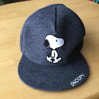 エイチアンドエム(H&M)のスヌーピーキャップ(帽子)