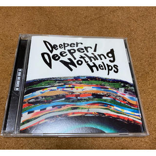 ワンオクロック(ONE OK ROCK)のDeeper Deeper/Nothing Helps ONE OK ROCK(ポップス/ロック(邦楽))