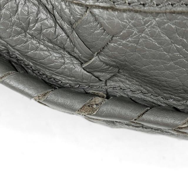 Bottega Veneta(ボッテガヴェネタ)のボッテガヴェネタ イントレチャート ワンショルダーバッグ レディース 【中古】 レディースのバッグ(ショルダーバッグ)の商品写真