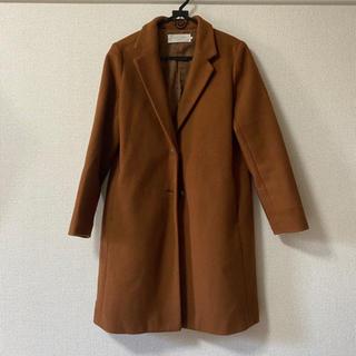 ショコラフィネローブ(chocol raffine robe)のchocol raffine robe コート(チェスターコート)