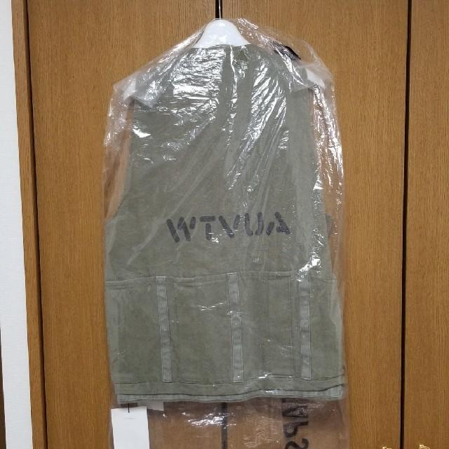 W)taps(ダブルタップス)のbone様専用。 メンズのジャケット/アウター(ミリタリージャケット)の商品写真