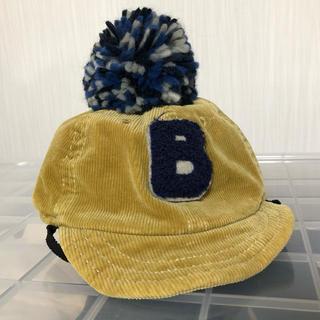 ブリーズ(BREEZE)のBREEZE コーデュロイ 帽子 46(帽子)