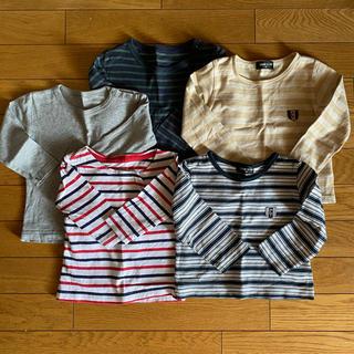 コムサイズム(COMME CA ISM)の長袖Tシャツ 80〜90(Tシャツ)