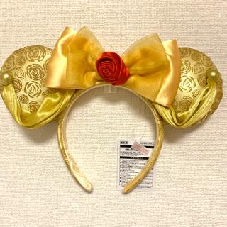 Disney - ディズニー カチューシャ ベル 美女と野獣