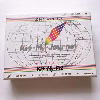 キスマイフットツー(Kis-My-Ft2)のKis-My-Ft2/2014Concert Tour Kis-My-Jour…(アイドルグッズ)