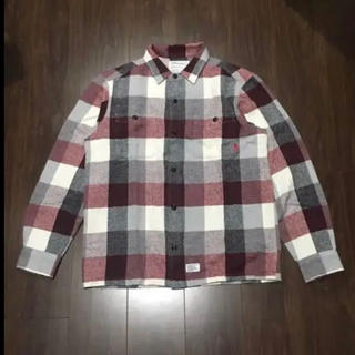 ダブルタップス(W)taps)のwtaps ダブルタップス ネルシャツ チェックシャツ(シャツ)