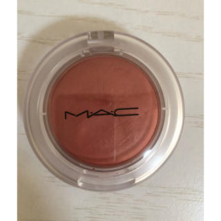 マック(MAC)のMAC グロープレイブラッシュ #グランド(チーク)