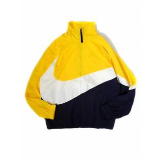 NIKE - nike big swoosh  jacket USサイズ XL 日本未発売