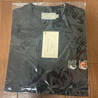 メゾンキツネ(MAISON KITSUNE')のメゾンキツネTシャツ XSサイズ(Tシャツ(半袖/袖なし))