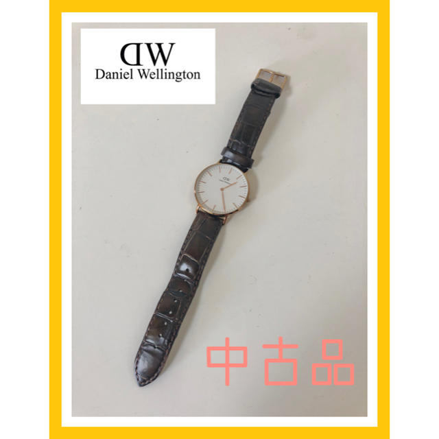 Daniel Wellington(ダニエルウェリントン)のダニエル ウェリントン 腕時計 レディース Daniel Wellington メンズの時計(腕時計(アナログ))の商品写真