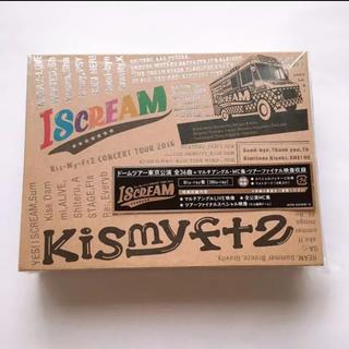 キスマイフットツー(Kis-My-Ft2)のKis-My-Ft2 I SCREAM(アイドルグッズ)