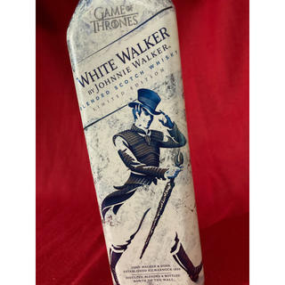 キリン - 限定ボトル ホワイトウォーカー ゲームオブスローンズ  ジョニーウォーカー