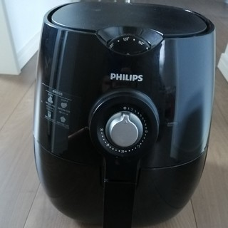 フィリップス(PHILIPS)のPHILIPS HD9220 ノンフライヤー 13年製(調理機器)