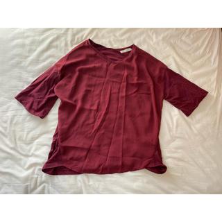 ショコラフィネローブ(chocol raffine robe)のchocol rafineTシャツ(Tシャツ(半袖/袖なし))