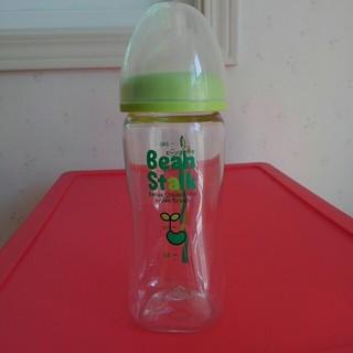 ユキジルシメグミルク(雪印メグミルク)のビーンスターク 哺乳瓶(哺乳ビン)