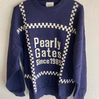 パーリーゲイツ(PEARLY GATES)のパーリーゲイツ セーター(ニット/セーター)