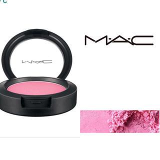 マック(MAC)のMAC チーク ブラッシュ プロロングウェアブラッシュ アインアラバー ピンク(チーク)
