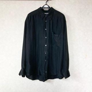 ニードルス(Needles)のoversized silk shirt(シャツ)