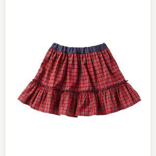 familiar - ファミリア familiar 新品未使用  リバーシブルスカート