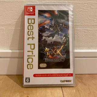 カプコン(CAPCOM)のモンスターハンターダブルクロス Nintendo Switch(家庭用ゲームソフト)