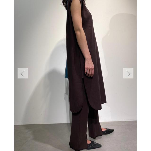Mila Owen(ミラオーウェン)のサーマルセットアップ レディースのレディース その他(セット/コーデ)の商品写真