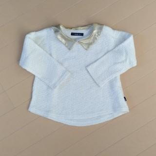 マーキーズ(MARKEY'S)の【美品】トップス 長袖 女の子 100(Tシャツ/カットソー)