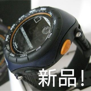 スント(SUUNTO)の★新品!!レアカラー!!SUUNTO ベクター ネイビー・オレンジ(腕時計(デジタル))