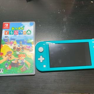 Nintendo Switch - nitendo switch  lite どうぶつの森 セット