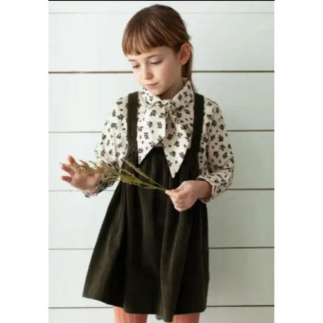 Caramel baby&child (キャラメルベビー&チャイルド)のsoor ploom  6-7 キッズ/ベビー/マタニティのキッズ服女の子用(90cm~)(ワンピース)の商品写真