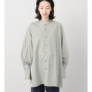 Plage - plage currentage ストライプシャツ