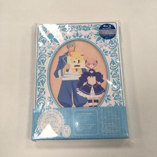 スクウェアエニックス(SQUARE ENIX)のTVアニメ ベルゼブブ嬢のお気に召すまま。 完全生産限定版 2巻 Blu-ray(アニメ)