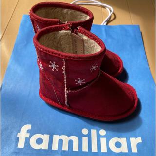 ファミリア(familiar)のファミリア ブーツ 14(ブーツ)
