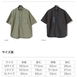スノーピーク(Snow Peak)のレフト アウトドア 半袖シャツ bamboo shoots(Tシャツ/カットソー(半袖/袖なし))