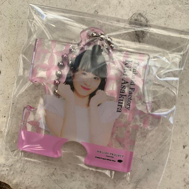 モーニング娘。(モーニングムスメ)のハロショ ガチャ 浅倉樹々 チケットの音楽(女性アイドル)の商品写真