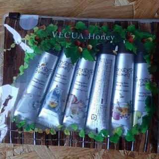 VECUA - ベキュア ハニー ワンダーハニー 蜜蜂の森のハンドクリームギフト 15g×6個