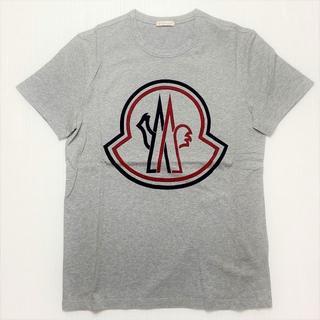 MONCLER - MONCLER モンクレール ビッグロゴ 半袖Tシャツ M