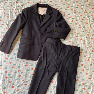 バーバリー(BURBERRY)のバーバリー スーツ キッズ  6歳 フォーマル 男の子 入学式 七五三(その他)