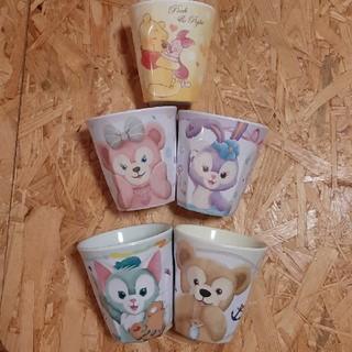 Disney - ダッフィー プーさん タンブラー セット
