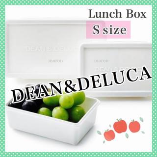 DEAN & DELUCA - DEAN&DELUCAお弁当箱ランチボックス白Sサイズ フードコンテナ